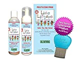 lice lifters inc - Lice Lifters Head Lice Treatment Kit -lice shampoo