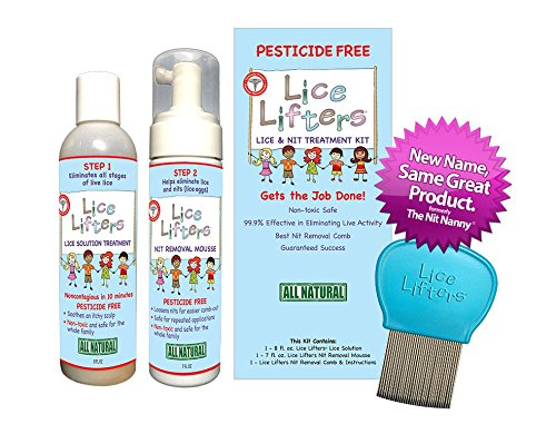lice lifters inc - 2
