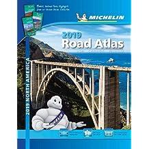 North America Road Atlas 2019