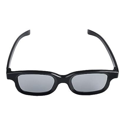 Cewaal Haihuic Gafas 3D Polarizado Película del teatro Películas 3d Polarizado Ronda de círculo