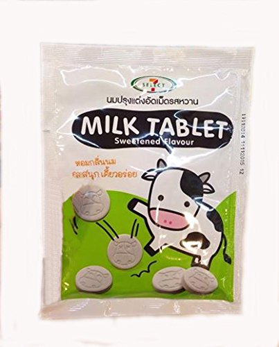 Candy Milk Tablet Good Candy for Children 25g * 3 Bags