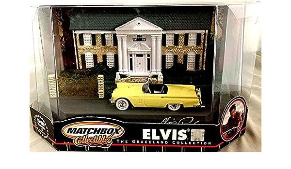 Amazon Com Matchbox Collectibles Elvis The Graceland Collection