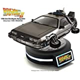 Back To The Future 2 (Back To The Future Part II) Delorean (DeLorean) Time Machine 1/20 scale magnetic flow Funding (magnetic floating) [parallel import goods]