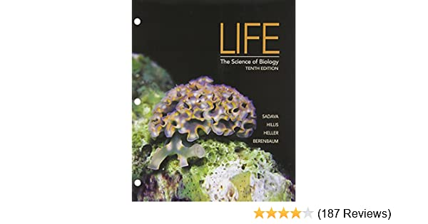 amazon com life the science of biology 10th edition