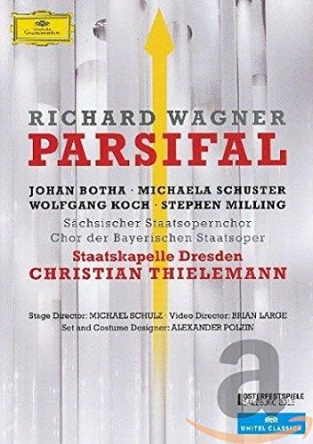 DVD : R. Wagner - Parsifal (2PC)