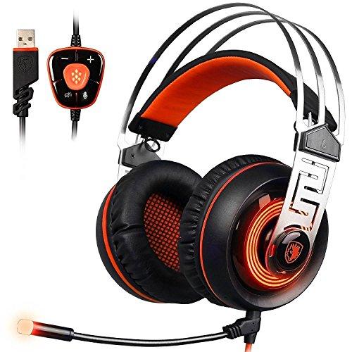Surround Headset Vibration Headphones Version product image