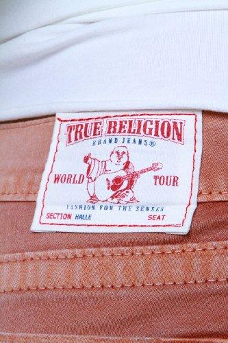 True Religion Vaqueros Skinny HALLE MID RISE SPR S Coral