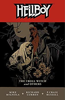 Hellboy: The Troll Witch and Others by Mike Mignola