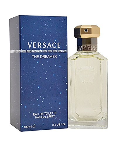 Dreamer By Gianni Versace For Men. Eau De Toilette Spray 3.4 - Com Versace Usa