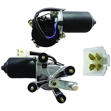 Partes reproductor nuevo parabrisas limpiaparabrisas motor compatible con Mitsubishi Montero Sport 97 – 04 & Mirage