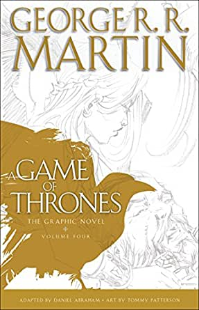A Game of Thrones: The Graphic Novel: Volume Four (English Edition ...