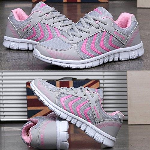 Chaussures de Femme Lacets Chaussure wyhweilong Basket Sneaker Femme Fitness Sport Bq1070w