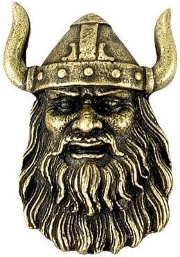 Vikingo mascota Pin – Pack de 8: Amazon.es: Oficina y papelería