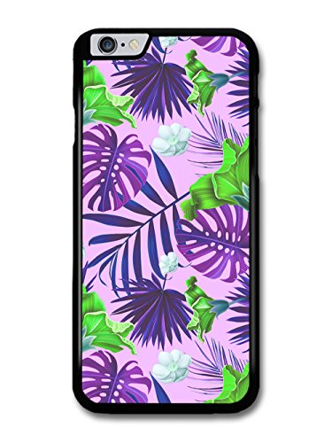 Tropical Print in Pink Hues Cool Goth Grunge Design case for iPhone 6 Plus 6S Plus