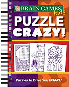 Books: Brain Puzzles and Games for Kids » Figur8 - Nurture