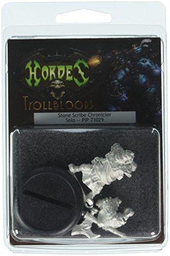 Privateer Press - Hordes - Trollblood: Stone Scribe Chronicler Model Kit 3