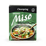 Clearspring - Organic Miso Bouillon Paste - Concentrated Vegetable Stock - 112g