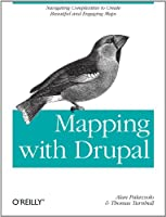 Mapping with Drupal Front Cover