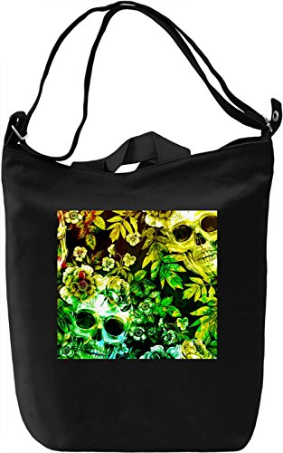 The Jungle Mystery Borsa Giornaliera Canvas Canvas Day Bag| 100% Premium Cotton Canvas| DTG Printing|