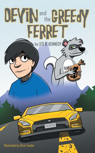Book: Devin and the Greedy Ferret by Leo B. Kennedy