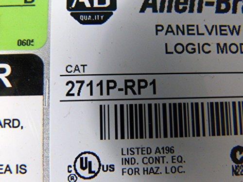 AB 2711P-RP1 Plus Logic Module For Panel View Display Module