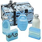 Bomb Cosmetics The Distinguished Gentleman Gift Pack Bild