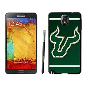 Customized Samsung Galaxy Note 3 Case Ncaa AAC American Athletic Conference South Florida Bulls 01 Hot Cases