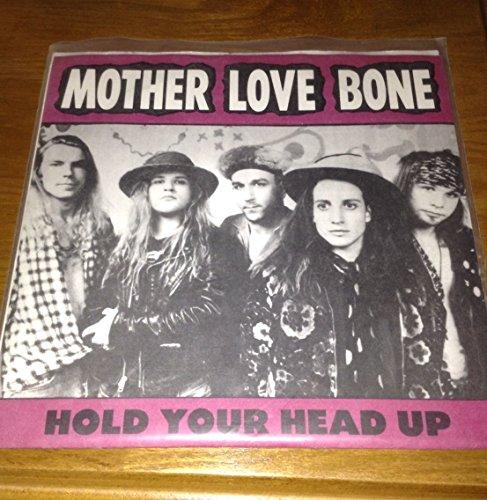 7' Bone (Mother Love Bone RARE Demo Bootleg 7' Blue Vinyl)