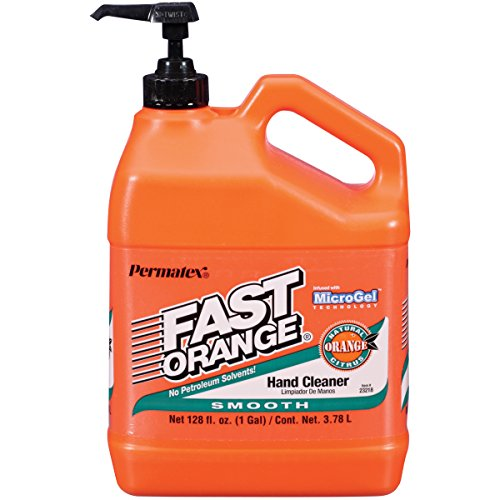 permatex-23218-4pk-fast-orange-smooth-lotion-hand-cleaner-with-pump-1-gallon-pack-of-4