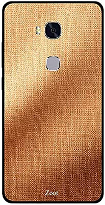 Honor 5X Case Cover Golden Brown Jeans Pattern: Amazon ae