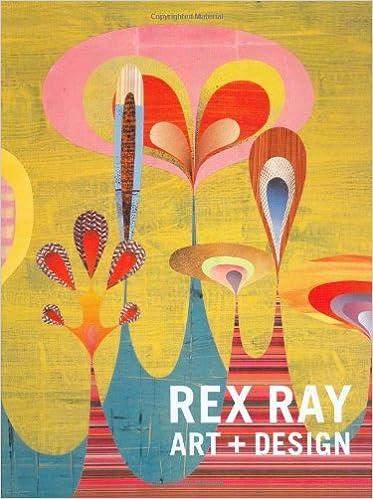 rex ray art design rex ray douglas coupland steven skov holt michael paglia 9780811859752 amazoncom books
