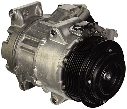 Toyota Sienna Air Conditioning - Denso 471-1017 A/C Compressor