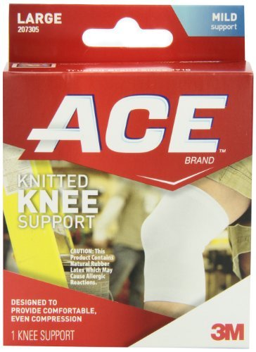 (Ace Knee Support 1 support Large)