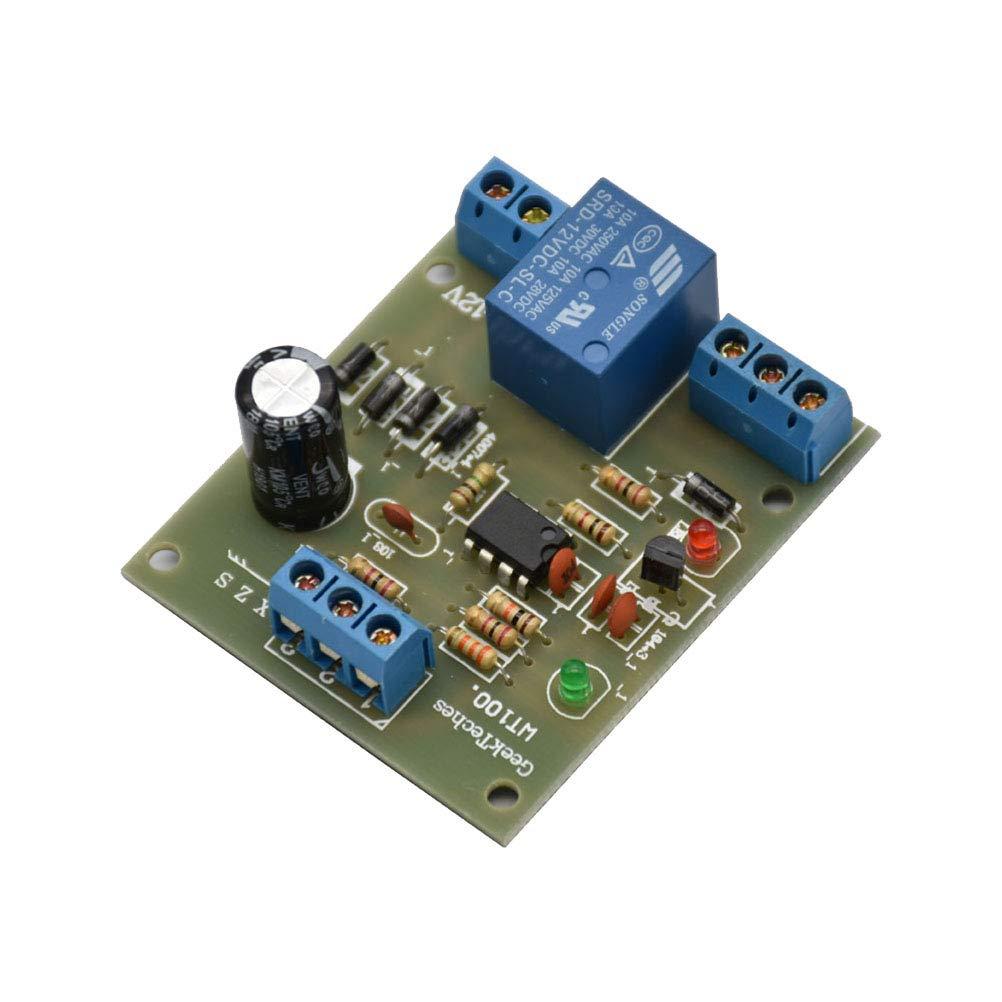 OUNONA Wasserstandssensor-Sensor-Controller-Modul F/üllstandssensor-Sensor-Komponenten