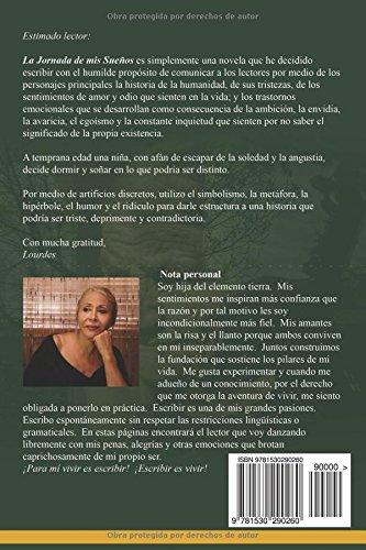 Amazon.com: La Jornada de mis Sueños (Spanish Edition) (9781530290260): Lourdes Tarrats: Books
