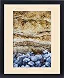 Framed Print of North America, USA, Michigan, Pictured Rock National Lakeshore