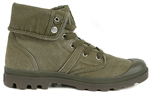 Olive Baggy Palladium Homme Us Boots q5anYIXw
