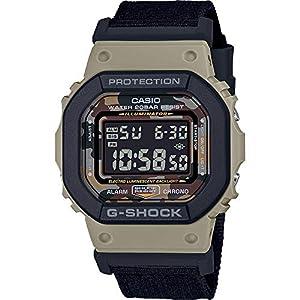 G-Shock Reloj Digital para de los Hombres de Cuarzo con Correa en Nailon DW-5610SUS-5ER 10
