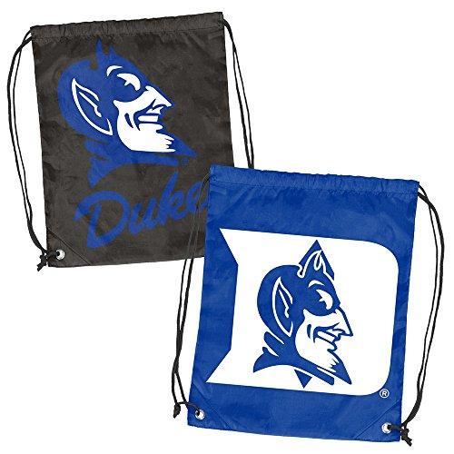 Logo Brands NCAA Duke Doubleheader Back Sack, One Size, Multicolor