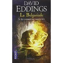 La Belgariade - Tome 3: Le gambit du magicien