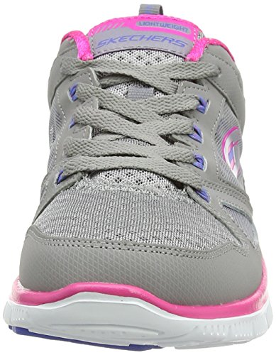 Skechers Flex Appel Baskets Damen Adaptable Gris (gypk)
