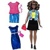 Barbie Fashionistas Doll & Fashions Emoji...