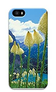 iPhone 5 5S Case Nature Flowers 3 3D Custom iPhone 5 5S Case Cover
