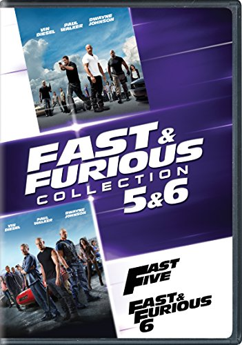 Fast & Furious Collection: 5 & 6 ()