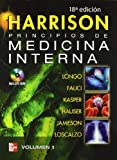 HARRISON PRINCIPIOS DE MEDICINA INTERNA (MCGRAW-HILL)
