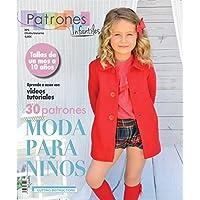 Revista patrones de costura infantil, nº 5. Moda