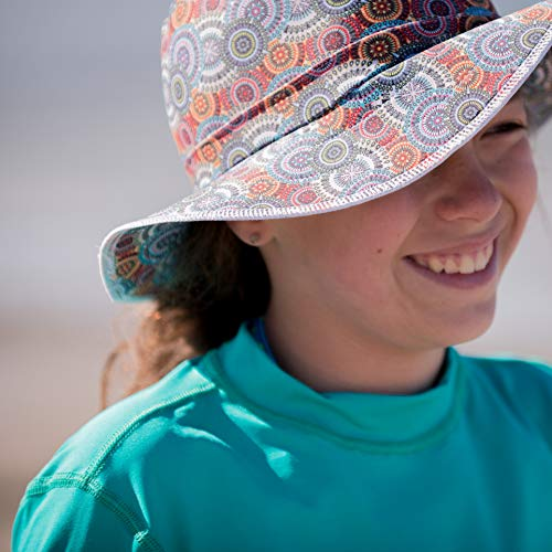 Swimlids Funky Bucket Beach Sun Hat UPF Women s Men s Kids ... abea8f80f2be