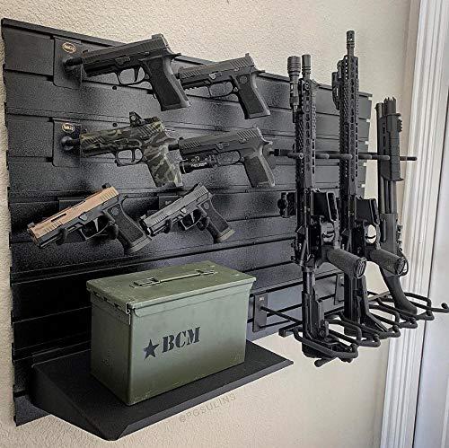 Amazon.com: Soporte de pared para pistola de exhibición ...