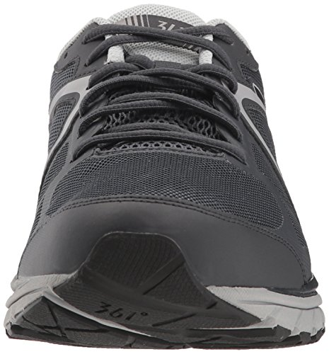 361 361 Ebony Rambler Running Men Shoe Sleet Bq7fwxqr0