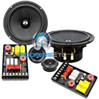 HD-62 - CDT Audio 6.5 180W RMS 2-Way Component Speakers System